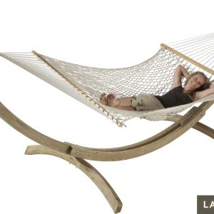 HAMMOCK STAND CANOA TWO PERSONS
