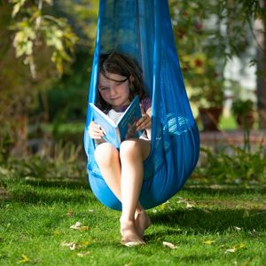 MAX KIDS HANGING NEST WITH SUSPENSION JOKI AIR MOBY